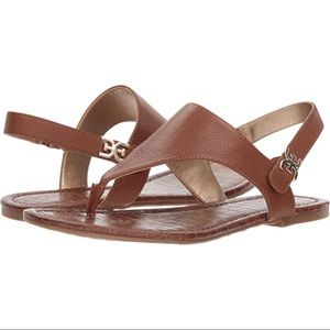 NIB Sam Edelman Cason Leather Sandals